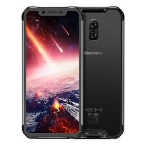 Blackview BV9600 Pro, 6GB+128GB, IP68/IP69K Waterproof Dustproof Shockproof, Dual Back Cameras, 5580mAh Battery, Face ID & Side-mounted Fingerprint Identification, 6.21 inch Android 8.1 Helio P60 (MTK6771) Octa Core up to 2.0GHz, NFC, Wireless Charge, Net