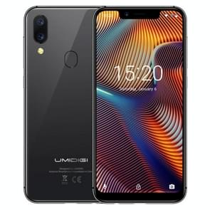 UMIDIGI A3 Pro, Global Dual 4G, 3GB+32GB, Dual Back Cameras, Face ID & Fingerprint Identification, 5.7 inch 2.5D Full Screen Android 8.1 MTK6739 Quad Core up to 1.5GHz, Network: 4G, Dual SIM(Space Grey)