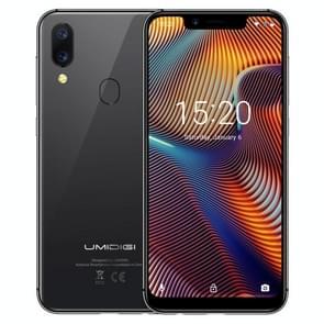 UMIDIGI A3 Pro, Global Dual 4G, 3 GB + 32 GB, Dual back camera's, gezicht ID & fingerprint identificatie, 5.7 inch 2.5 D volledige scherm Android 8.1 MTK6739 Quad Core omhoog tot 1,5 GHz, Network: 4 G Dual SIM (Space Grey)