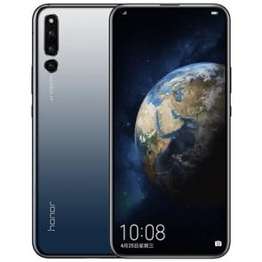 Huawei Honor Magic 2, 8GB+256GB,China Version, Triple Back Cameras + Triple Front Cameras, Screen Fingerprint Identification, 6.39 inch Magic UI 2.0 (Android 9.0) HUAWEI Kirin 980 Octa Core up to 2.6GHz, NFC, Network: 4G, Gradient Body(Black) Support Goog