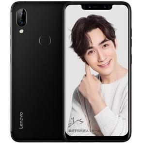 Lenovo S5 Pro, 6GB+64GB, Dual AI Back Cameras + Dual Front Cameras, Face ID & Fingerprint Identification, 6.2 inch ZUI 5.0 (Android 8.1) Qualcomm Snapdragon SDM636 Octa Core up to 1.8GHz, Network: 4G (Black)