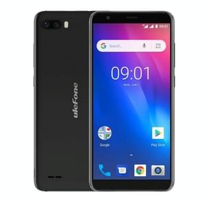 Ulefone S1 Pro, 1GB+16GB, Dual Back Cameras, Face Identification, 5.5 inch Android GO 8.1 MTK6739 Quad-core 64-bit up to 1.3GHz, Network: 4G, Dual SIM(Black)