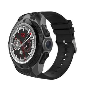 AllCall W2 Smart Watch Phone, 2GB+16GB, IP68 Waterproof, 1.39 inch Android 7.0, MTK6580 Quad Core up to 1.3GHz, Network: 3G, Heart Rate / Exercise Mode / 2.0MP Camera / GPS / Bluetooth (Tarnish)