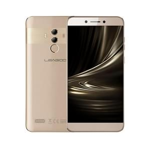 LEAGOO T8, 2GB+16GB, Dual Back Cameras, Face ID & Fingerprint Identification, 5.5 inch Android 8.1 MTK6750T Octa Core up to 1.5GHz, Network: 4G, Dual SIM, EU Version(Gold)