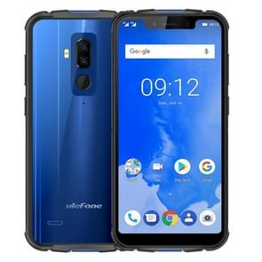 Ulefone Armor 5 Triple Proofing Phone, Dual 4G, 4GB+64GB, IP68 Waterproof Dustproof Shockproof, Dual Back Cameras, 5000mAh Battery, Face ID & Fingerprint Identification, 5.85 inch Android 8.1 MTK6763 Octa Core 64-bit up to 2.0GHz, Network: 4G, NFC, OTG, W