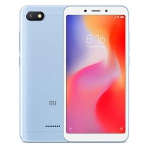 Xiaomi Redmi 6A, 2GB+32GB, Global Official Version, Face Identification, 5.45 inch MIUI 9.0 Helio A22 Quad Core up to 2.0GHz, Network: 4G(Blue)