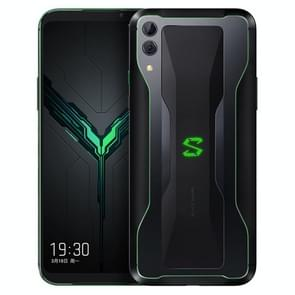 Xiaomi BLACK SHARK Game Phone 2, 48MP Camera, 6GB+128GB, Dual Back Cameras, In-screen Fingerprint Identification, 4000mAh Battery, 6.39 inch Full Screen, Qualcomm Snapdragon 855 Octa Core up to 2.84GHz, Network: 4G, SHARK Key(Black)