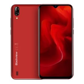 Blackview A60  1GB+16GB  Dual Rear Camera's  4080mAh Accu  6.1 inch Android 8.1 GO MTK6580A Quad Core tot 1 3 GHz  Network: 3G  Dual SIM(Red)