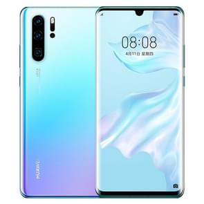 Huawei P30 Pro VOG-AL00, 8GB+128GB, China Version, Triple Back Cameras, 4200mAh Battery, Face ID & Screen Fingerprint Identification, 6.47 inch Dot-notch Screen EMUI 9.1 Android 9.0  HUAWEI Kirin 980 Octa Core up to 2.6GHz, Network: 4G, NFC(Sky Blue)