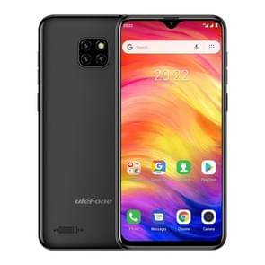 Ulefone Note 7, 1GB+16GB, Triple Back Cameras, Face ID Identification, 6.1 inch Android 8.1 GO MTK6580A Quad-core 32-bit up to 1.3GHz, Network: 3G, Dual SIM(Black)