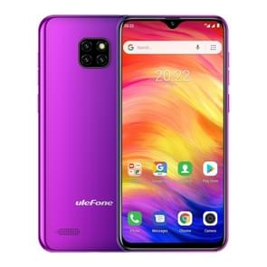 Ulefone Note 7, 1GB+16GB, Triple Back Cameras, Face ID Identification, 6.1 inch Android 8.1 GO MTK6580A Quad-core 32-bit up to 1.3GHz, Network: 3G, Dual SIM(Twilight)