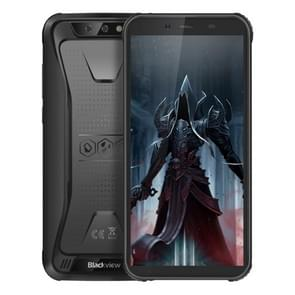 Blackview BV5500 Pro Rugged Phone, 3GB+16GB, IP68 Waterproof Dustproof Shockproof, Dual Back Cameras, Face Unlock, 4400mAh Battery, 5.5 inch Android 9.0 MTK6739 Quad Core up to 1.3GHz, Network: 4G, NFC, OTG, Dual SIM(Black)