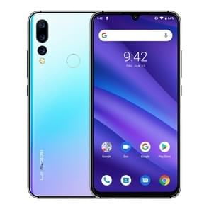 UMIDIGI A5 Pro, Global Dual 4G, 4GB+32GB, Triple Back Cameras, 4150mAh Battery, Fingerprint Identification, 6.3 inch Full Screen Android 9.0 MTK Helio P23 Octa Core up to 2.0GHz, Network: 4G, Dual SIM (Breathing Crystal)