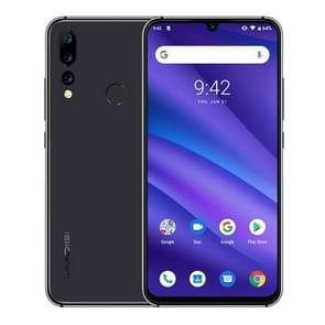 UMIDIGI A5 Pro, Global Dual 4G, 4GB+32GB, Triple Back Cameras, 4150mAh Battery, Fingerprint Identification, 6.3 inch Full Screen Android 9.0 MTK Helio P23 Octa Core up to 2.0GHz, Network: 4G, Dual SIM(Space Grey)