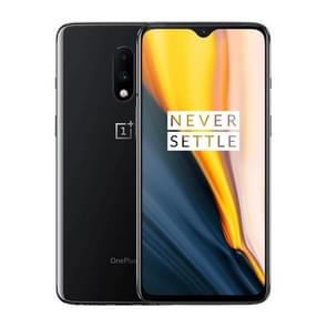 OnePlus 7, 48MP Camera, 8GB+256GB, Dual Back Cameras, Face Unlock & Screen Fingerprint Identification, 6.41 inch 2.5D Hydrogen OS (Android 9.0) Qualcomm Snapdragon 855 Octa Core up to 2.84GHz, NFC, Bluetooth 5.0, Network: 4G (Black)