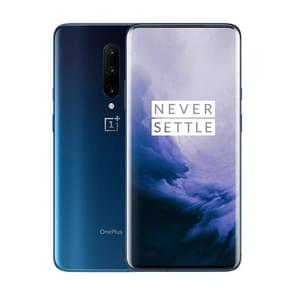 OnePlus 7 Pro, 48MP Camera, 12GB+256GB, Triple Back Cameras + Lifting Front Camera, Face Unlock & Screen Fingerprint Identification, 6.67 inch 3D Hydrogen OS (Android 9.0) Qualcomm Snapdragon 855 Octa Core up to 2.84GHz, NFC, Bluetooth 5.0, Network: 4G(Bl