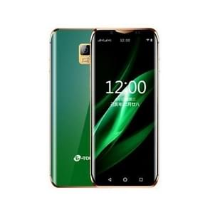 K-TOUCH i10, 2GB+16GB, Support Google Play, Face ID Identification, 3.46 inch MTK6739V/CWA Quad Core 1.5Ghz, Network: 4G, Dual SIM, Not Support Google Play(Green)