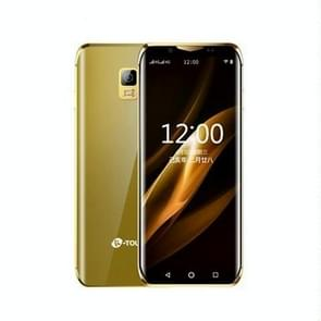 K-TOUCH i10, 2GB+16GB, Support Google Play, Face ID Identification, 3.46 inch MTK6739V/CWA Quad Core 1.5Ghz, Network: 4G, Dual SIM(Gold)