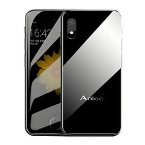 Anica i8, 1GB+8GB, Support Google Play, 2.45 inch Android 6.0 MTK6580M Quad Core 1.2GHz, Network: 3G, Dual SIM (Black)