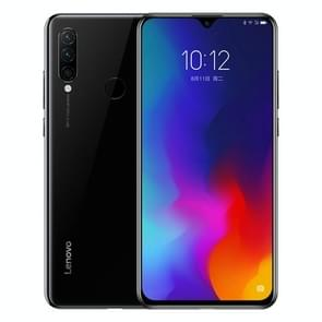 Lenovo Z6 Lite, 6GB+64GB, 8x Mixed Zoom Triple Back Cameras,  Fingerprint Identification, 4050mAh Battery, 6.3 inch ZUI 11 Qualcomm Snapdragon 710 Octa Core up to 2.2GHz, Network: 4G(Black)