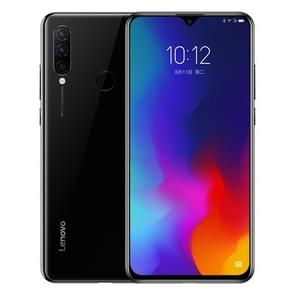 Lenovo Z6 Lite, 6GB+128GB, 8x Mixed Zoom Triple Back Cameras, Fingerprint Identification, 4050mAh Battery, 6.3 inch ZUI 11 Qualcomm Snapdragon 710 Octa Core up to 2.2GHz, Network: 4G(Black)