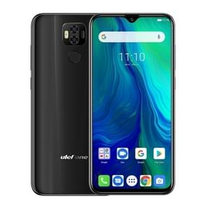 Ulefone Power 6, 4GB+64GB, Dual Back Cameras, Face ID & Fingerprint Identification, 6350mAh Battery, 6.3 inch Android 9.0 MTK6765V Helio P35 Octa-core 64-bit up to 2.3GHz, Network: 4G, Dual SIM, NFC, OTG (Black)
