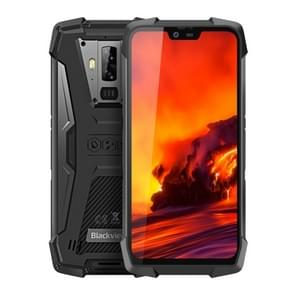 Blackview BV9700 Pro, 6GB+128GB, with Night Vision, IP68/IP69K Waterproof Dustproof Shockproof, Dual Back Cameras, 4380mAh Battery, Face ID & Side-mounted Fingerprint Identification, 5.84 inch Android 9.0 Pie Helio P70 (MTK6771) Octa Core up to 2.1GHz, NF