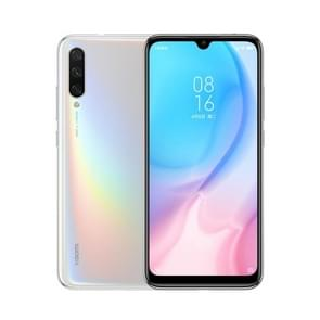 Xiaomi Mi CC9e, 4GB+64GB, Screen Fingerprint Identification, 48MP Triple Rear Cameras, 4030mAh Battery, 6.088 inch Water-drop Screen MIUI 10 Qualcomm Snapdragon 665 Octa Core up to 2.0GHz, Network: 4G, Dual SIM (White)