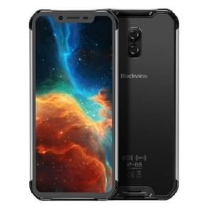 Blackview BV9600, 4GB+64GB, IP68/IP69K Waterproof Dustproof Shockproof, Dual Back Cameras, 5580mAh Battery, Face ID & Side-mounted Fingerprint Identification, 6.21 inch Android 8 Helio P70 (MTK6771T) Octa Core up to 2.1GHz, NFC, Wireless Charge, Network: