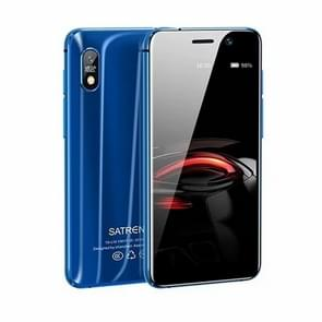 SATREND S11, 2GB+16GB, 3.22 inch Android 7.1 MTK6739 Quad Core, Dual SIM, Bluetooth, WiFi, GPS, Network: 4G (Blue)