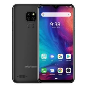 Ulefone Note 7P, 3GB+32GB, Triple Rear Cameras & Face Unlock & Fingerprint ID Identification, 6.1 inch Waterdrop Screen,  Android 9.0 MT6761 Quad-core 64-bit 2.0GHz, Network: 4G, Dual SIM & OTG(Black)