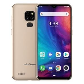 Ulefone Note 7P, 3GB+32GB, Triple Rear Cameras & Face Unlock & Fingerprint ID Identification, 6.1 inch Waterdrop Screen,  Android 9.0 MT6761 Quad-core 64-bit 2.0GHz, Network: 4G, Dual SIM & OTG(Gold)