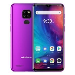 Ulefone Note 7P, 3GB+32GB, Triple Rear Cameras & Face Unlock & Fingerprint ID Identification, 6.1 inch Waterdrop Screen,  Android 9.0 MT6761 Quad-core 64-bit 2.0GHz, Network: 4G, Dual SIM & OTG(Twilight)