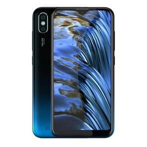 LEAGOO M12, 2GB+16GB, Dual Back Cameras, Face ID & Fingerprint Identification, 5.7 inch Water-drop Screen Android 9.0 MTK6739WW Quad Core up to 1.5GHz, Network: 4G, Dual SIM(Twilight Black)