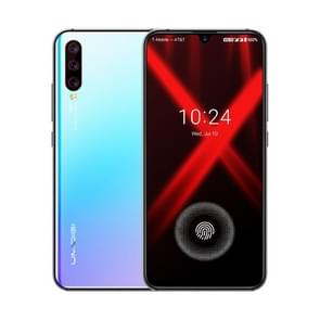 UMIDIGI X, 48MP Camera, Global Dual 4G, 4GB+128GB, Triple Back Cameras, 4150mAh Battery, In-screen Fingerprint Identification, 6.35 inch Full Screen Android 9.0 MTK Helio P60 Octa Core up to 2.0GHz, Network: 4G, Dual SIM(Breathing Crystal)