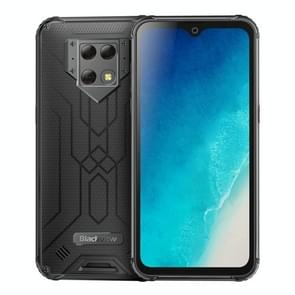 Blackview BV9800 Rugged Phone, 6GB+128GB, Waterproof Dustproof Shockproof, Triple Cameras, Face & Fingerprint Identification, 6.3 inch Android 9.0 Pie Helio P70 Octa Core up to 2.1GHz, NFC, Wireless Charge, Network: 4G(Black)