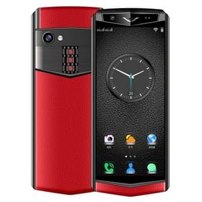 K-TOUCH M17s, 1GB+16GB, Face ID Identification, 3.46 inch Android 6.0 MTK6580 Quad Core, Network: 3G, Dual SIM, Support Google Play (Black Red)