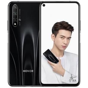 Huawei Honor 20S, 48MP AI Camera, 6GB+128GB, China Version, Triple AI Back Cameras, Fingerprint Identification, 6.26 inch Magic UI 2.1.1 (Android 9.0) HUAWEI Kirin 810 Octa Core up to 2.27GHz, Network: 4G,  Not Support Google Play(Black)
