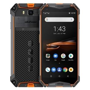 Ulefone Armor 3W Rugged Phone, Dual 4G, 6GB+64GB, IP68/IP69K Waterproof Dustproof Shockproof, Face ID & Fingerprint Identification, 10300mAh Battery, 5.7 inch  Android 9.0 MKT Helio P70 Octa-core 64-bit up to 2.1GHz, Network: 4G, Dual VoLTE, NFC, OTG (Ora