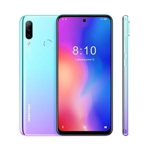 HOMTOM P30 Pro, 4GB+64GB, Triple Back Cameras, Face ID & Fingerprint Identification, 6.41 inch Android 9.0 Helio P23 MTK6763 Octa Core up to 2.0GHz, Network: 4G, OTG, OTA, Dual SIM(Breathing Crystal)