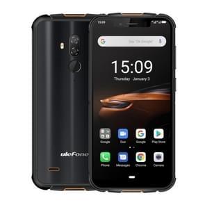 Ulefone Armor 5S Rugged Phone, 4GB+64GB, IP68/IP69K Waterproof Dustproof Shockproof, Dual Back Cameras, Face ID & Fingerprint Identification, 5000mAh Battery, 5.85 inch Android 9.0 Pie MTK6763 Octa Core 64-bit up to 2.0GHz, OTG, NFC, Wireless Charging, Ne