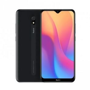 Xiaomi Redmi 8A, 2GB+32GB, Global Official Version, Face Identification, 5000mAh Battery, 6.22 inch Dot Notch Screen MIUI 10.0 Qualcomm Snapdragon 439 Octa-core up to 1.95GHz, Network: 4G(Black)