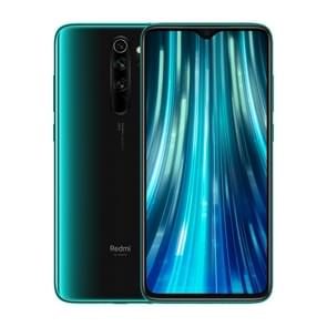 Xiaomi Redmi Note 8 Pro, 64MP Camera, 6GB+64GB, Global Official Version, Quad AI Back Cameras, 4500mAh Battery, Face ID & Fingerprint Identification, 6.53 inch Dot Drop Screen MIUI 10 MTK Helio G90T Octa Core up to 2.05GHz, Network: 4G, Dual SIM(Green)