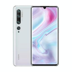 Xiaomi Mi CC9 Pro, 100MP Camera, 8GB+256GB, Screen Fingerprint Identification, Penta Rear Cameras, 5260mAh Battery, 6.47 inch Water-drop Screen MIUI 11 Qualcomm Snapdragon 730G Octa Core up to 2.2GHz, Network: 4G, Dual SIM, NFC(White)