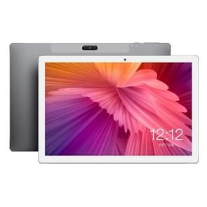 Teclast M30 4G Calling Tablet, 10.1 inch, 4GB+128GB, 7500mAh Battery, Android 8.0 MT6797T(X27) Deca Core 2.6GHz, Support Bluetooth & Dual Band WiFi & TF Card & OTG & GPS(Grey)