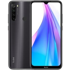 Xiaomi Redmi Note 8T, 48MP Camera, 3GB+32GB, Global Official Version, Quad AI Back Cameras, 4000mAh Battery, Face ID & Fingerprint Identification, 6.3 inch Dot Drop Screen MIUI 10 Qualcomm Snapdragon 665 Octa Core up to 2.0GHz, Network: 4G, Dual SIM(Grey)