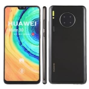 Color Screen Non-Working Fake Dummy Display Model for Huawei Mate 30(Black)