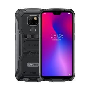 DOOGEE S68 Pro Rugged Phone, 6GB+128GB, IP68/IP69K Waterproof Dustproof Shockproof, MIL-STD-810G, 6300mAh Battery, Triple Back Cameras, Face & Fingerprint Identification, 5.84 inch Android 9.0 MTK6771 Helio P70 Octa Core up to 2.0GHz, Network: 4G, NFC(Bla