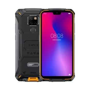 DOOGEE S68 Pro Rugged Phone, 6GB+128GB, IP68/IP69K Waterproof Dustproof Shockproof, MIL-STD-810G, 6300mAh Battery, Triple Back Cameras, Face & Fingerprint Identification, 5.84 inch Android 9.0 MTK6771 Helio P70 Octa Core up to 2.0GHz, Network: 4G, NFC(Yel