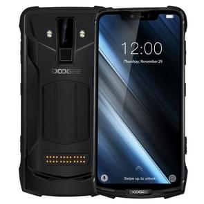 DOOGEE S90C Rugged Phone,4GB+64GB, IP68/IP69K Waterproof Dustproof Shockproof, MIL-STD-810G, 5050mAh Battery, Dual Back Cameras, Face & Fingerprint Identification, 6.18 inch Android 9.0 MTK6771 Helio P70 Octa Core up to 2.0GHz, Network: 4G, NFC, OTG, Wire